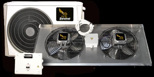Высокотемпературная сплит система для холодильной камеры Seeve 35 H