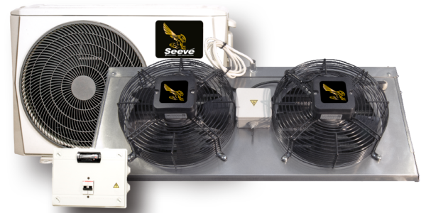 Высокотемпературная холодильная установка Seeve 60 H