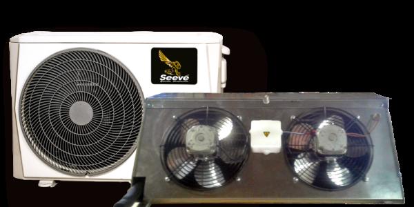 Низкотемпературная сплит система для холодильной камеры Seeve L 20 All inclusive