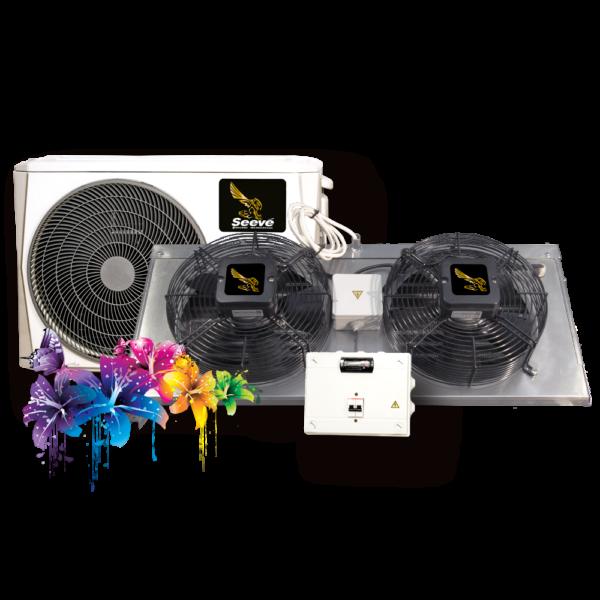 Сплит система для цветочной камеры Seeve 60 Flo.