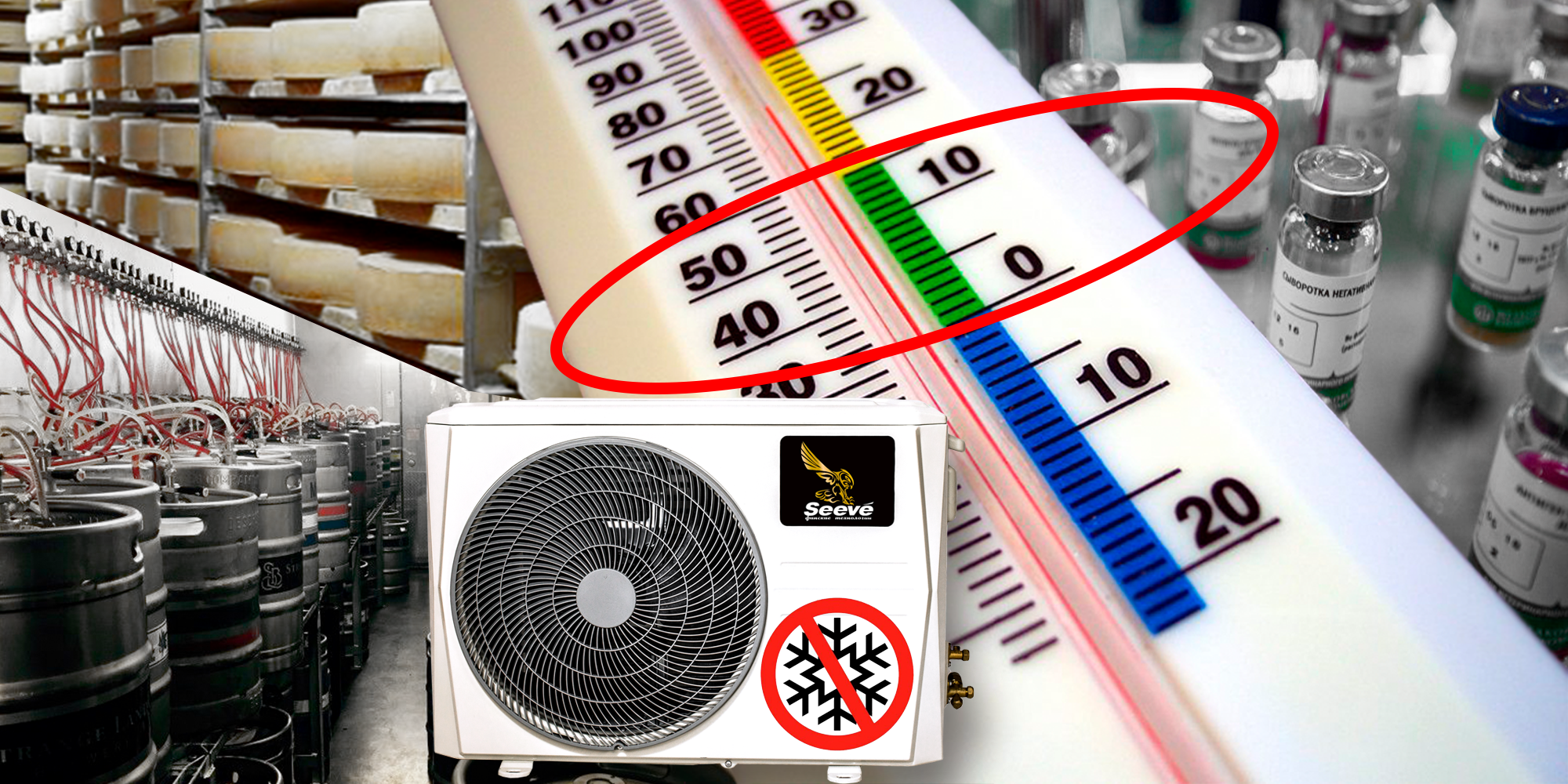 Высокотемпературные системы Seeve