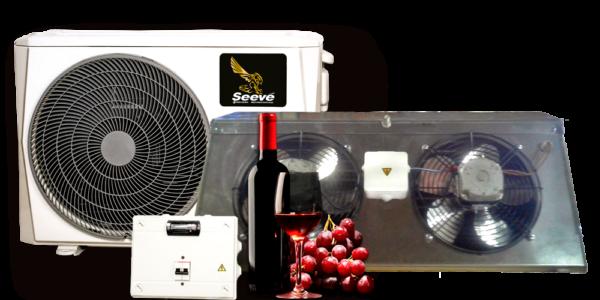 Сплит система для винных погребов Seeve H 30 PP
