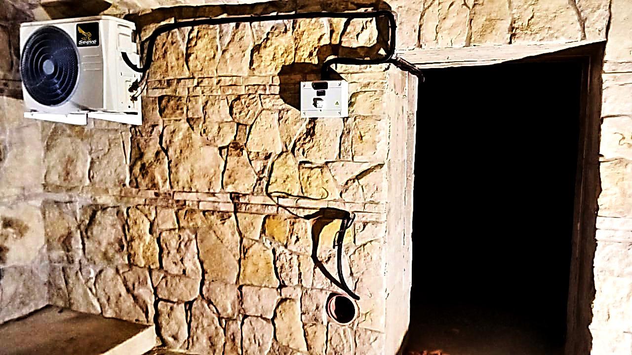 Сплит система для погреба Seeve