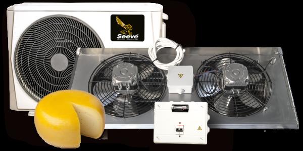 Холодильное оборудование для созревания сыра Seeve 25 Chee